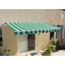 BST EX Heavy-duty Manual or Motorized Retractable Awning