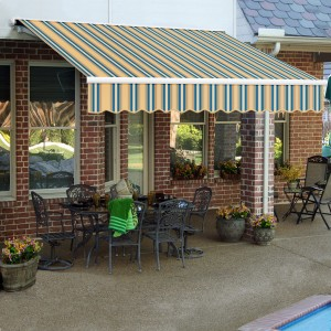 Retractable Motorized Awnings for Sale Patio Awnings