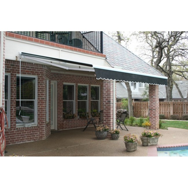 ... Motorized Retractable Awnings Reviews By Bst Semi Cassette Manual Or Motorized  Retractable ...